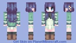 idek Minecraft Skin