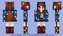 Hiatus Explained~ Lol srry for being dead Minecraft Skin