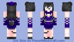 Shadow Freddy .-Ƒινє Ɲιgнтѕ Aт Ƒяєɗɗу'ѕ-. ☆.:ђคzє:.☆ Minecraft Skin