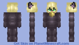 """Sha-nwar"" is what they say Minecraft Skin"