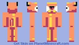 Silly Sausage Minecraft Skin