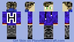 My skin! Minecraft Skin