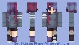 [500] Minecraft Skin