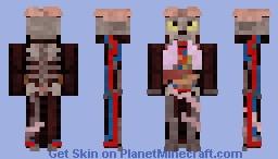 Organs Minecraft Skin