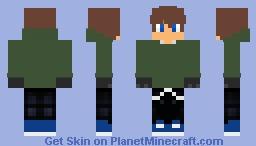 [1.8] Skin3_MyCatProfile Minecraft Skin