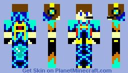ALAND YT Minecraft Skin
