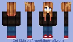SnowyOwl Request Minecraft Skin