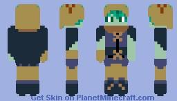 Avenger_Hunter (Better in Preview) Minecraft Skin