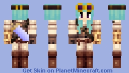☏ Steampunk ☏ Minecraft Skin
