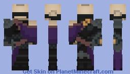 Evalaw - City Guard - Officer Rank WIP Minecraft Skin