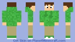 Eddsworld:Edd Minecraft Skin