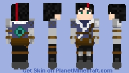 Avenger_Adventurer Minecraft Skin