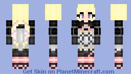 Elise (Fire Emblem Fates) (Request) _!Non!_ Minecraft Skin