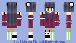+~+Panda+~+ Minecraft Skin