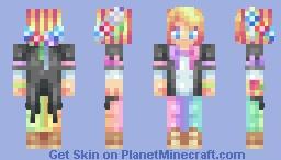 Rainbloom [Girl Version in Desc.] Minecraft