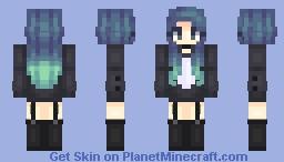 🚗 | gasoline (popreel) Minecraft Skin
