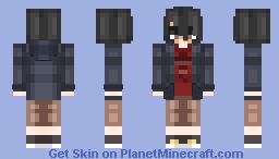 Big Hero 6 - Hiro Hamada Minecraft Skin