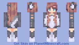 Husky Minecraft Skin
