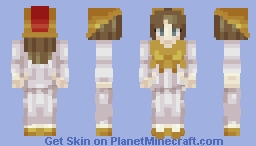 Athena | Witchi and Icarian's Contest Minecraft Skin