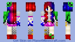 ~⊂e⌊est!a_~ Lady Arcade Minecraft