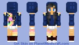 🌼 Nyan ~!! 🌼 Minecraft Skin