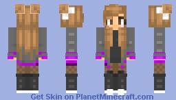 🌼 Morado 🌼 Minecraft Skin