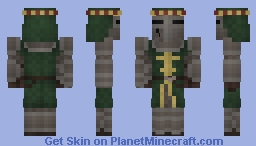Honourguard Knight Minecraft