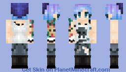 –«Chlοε Pℜιcε- Lιfε ιs Sτℜαℵgε»– Minecraft Skin