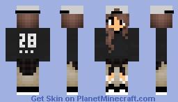 Another OC? Minecraft Skin