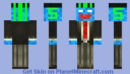 itsSVRN's Skin Minecraft Skin