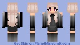 Omg I messed up ~ _кєภzเเє_ Minecraft Skin