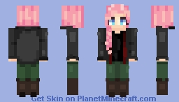Remake//MEETUP Minecraft Skin