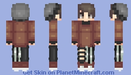 Guns for Hands~ Girl vers in desc. Minecraft Skin