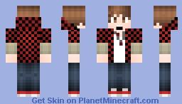 TheBajanCanadian Minecraft Skin
