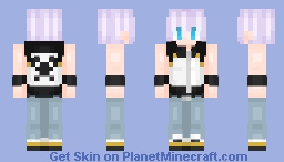 Riku - Dream Drop Distance Minecraft Skin