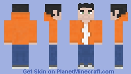 A skin someone declined awhile back. Minecraft Skin