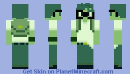 The Player (GameBoy Colors) Minecraft Skin