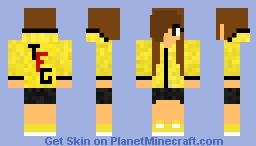 ThatFailGirl Minecraft Skin