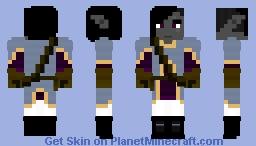 Valas Flin - Caelteria RP Skin ~Ὠκεαν~ Minecraft Skin