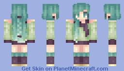 ◊€∆†◊ | December [Months Skin Series] Minecraft Skin