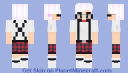 𝟐𝓷𝒆𝓻𝓭𝔂𝟓𝓾 Minecraft Skin