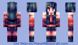 Akame (Akame Ga Kill) Minecraft