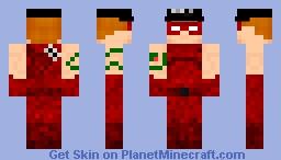 Skin Request: RoyCW Minecraft Skin