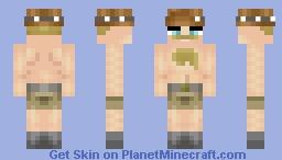 •]••´º´•» קɥȑקȽ£ «•´º´••[• Saxton Hale Minecraft Skin
