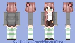 cyαт bєαя รтυff - i'м bαck(iรн) Minecraft Skin