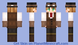 paws_n_play request Minecraft Skin