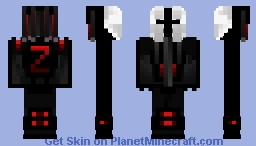 Zardonic   DJ, composer, producer and remixer Minecraft Skin