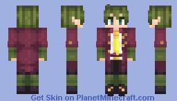 Amaimon Minecraft Skin