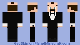 David's Alfred Skin Minecraft Skin