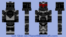 Utapai Shadow Trooper STAR WARS III Minecraft